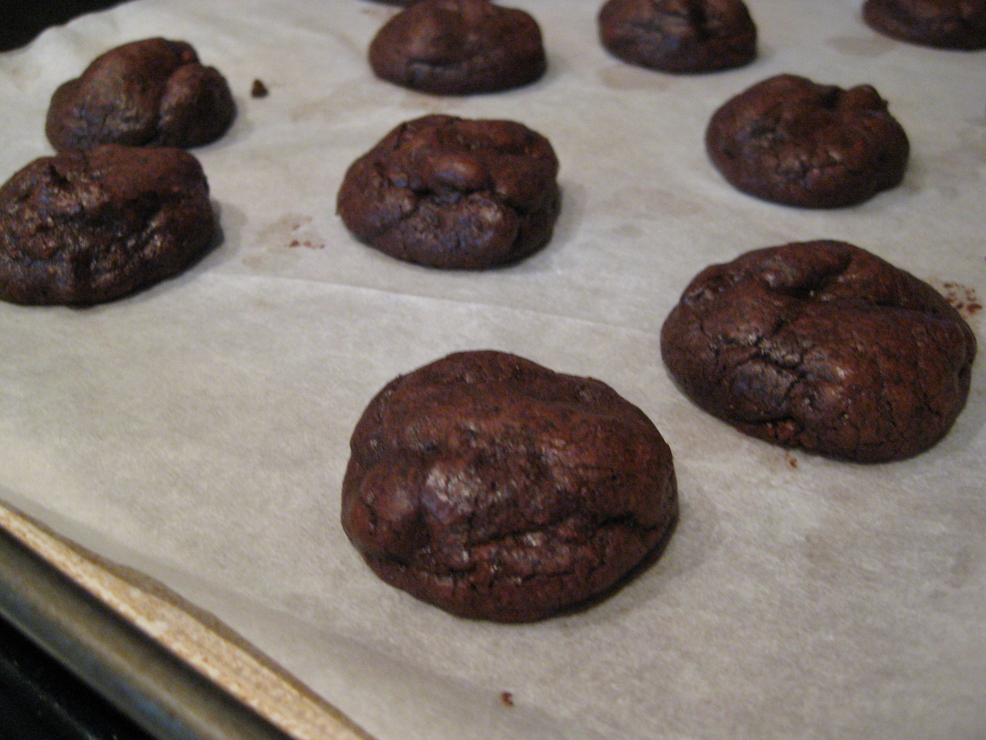 Gluten free chocolate cookie recipes easy