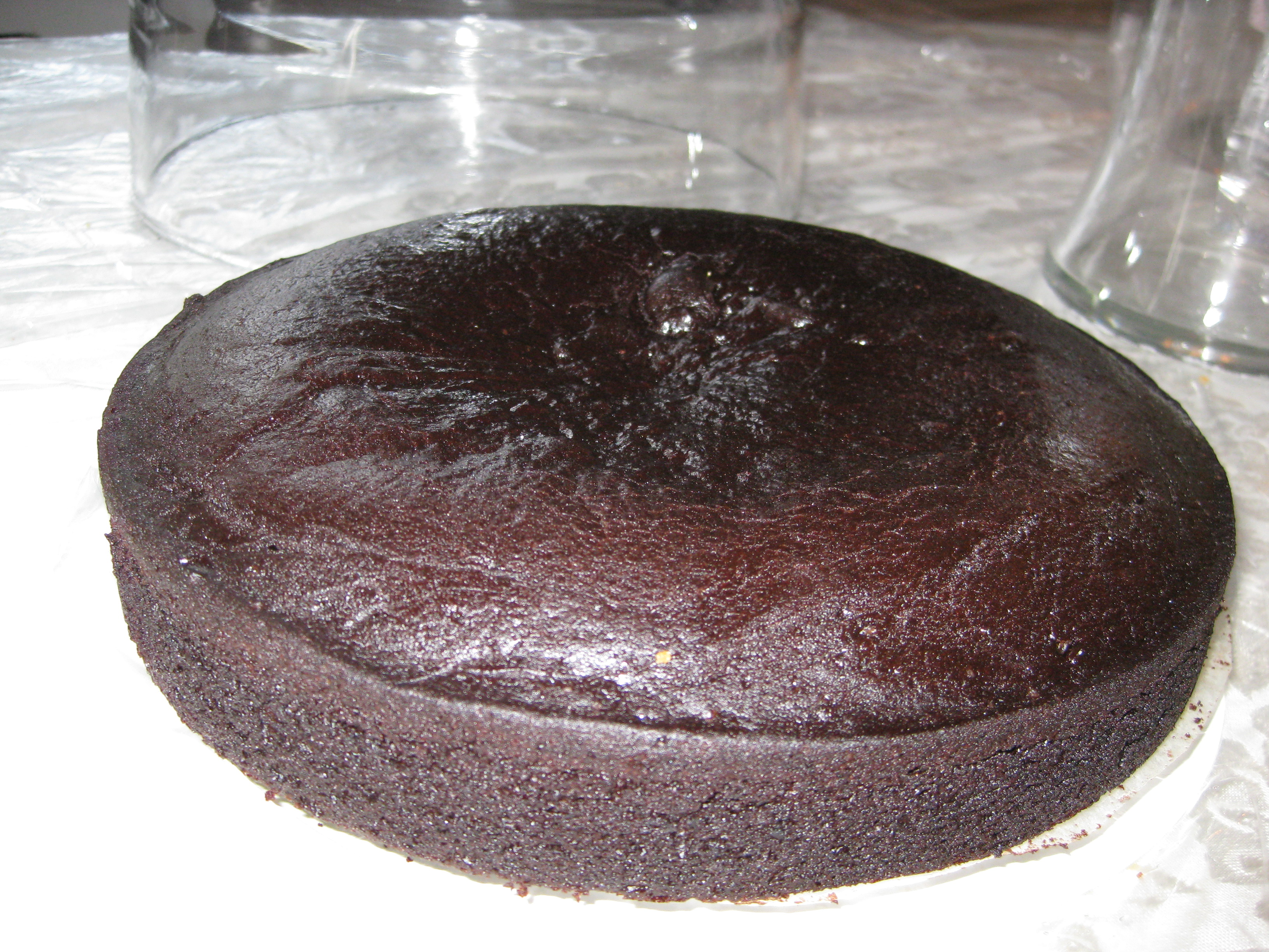 Laurie Colwin and Karen Edwards's Chocolate Cake | Pragmatic Attic