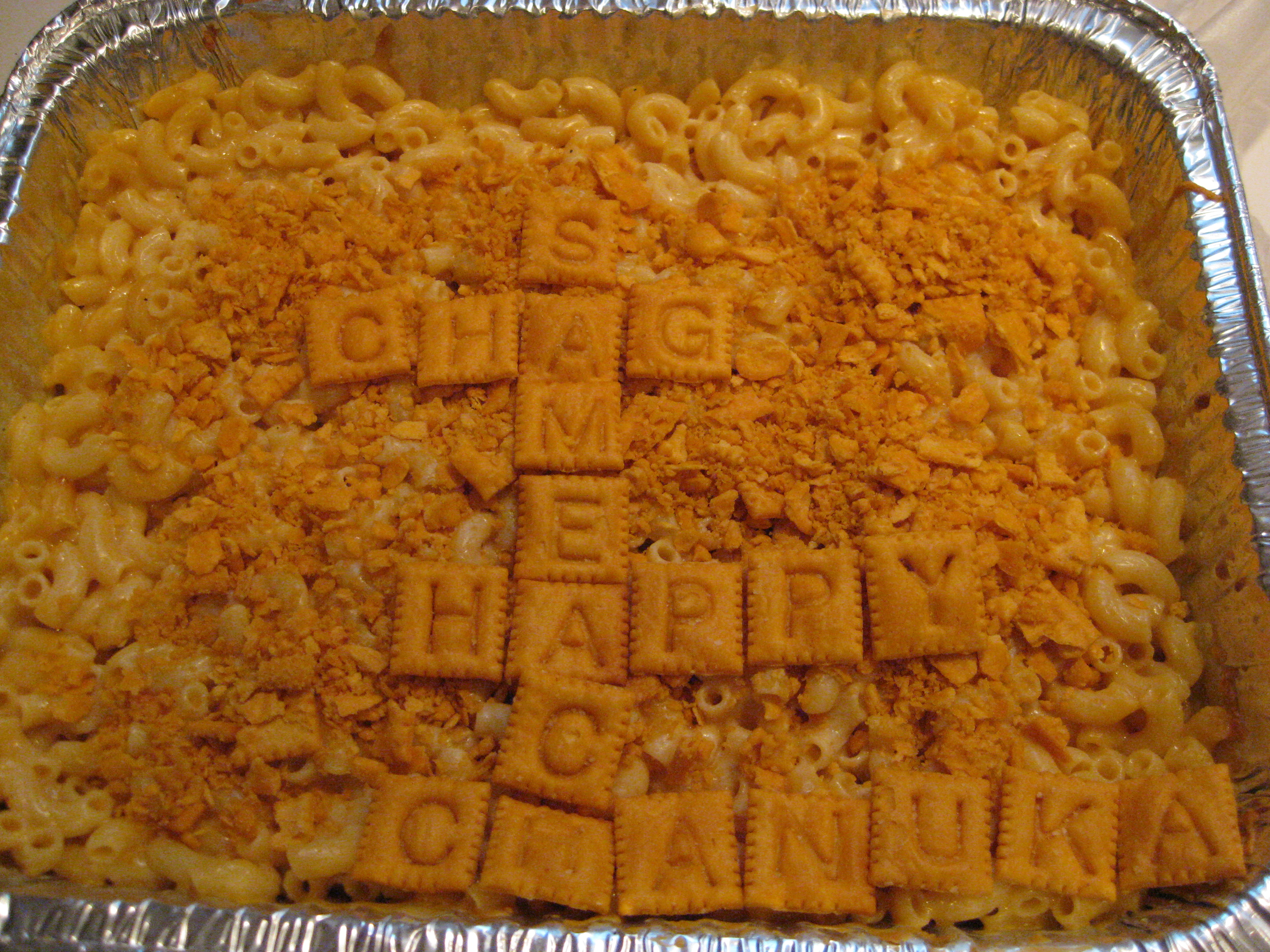 Cheez-It Mac And Cheese Recipe — Dishmaps