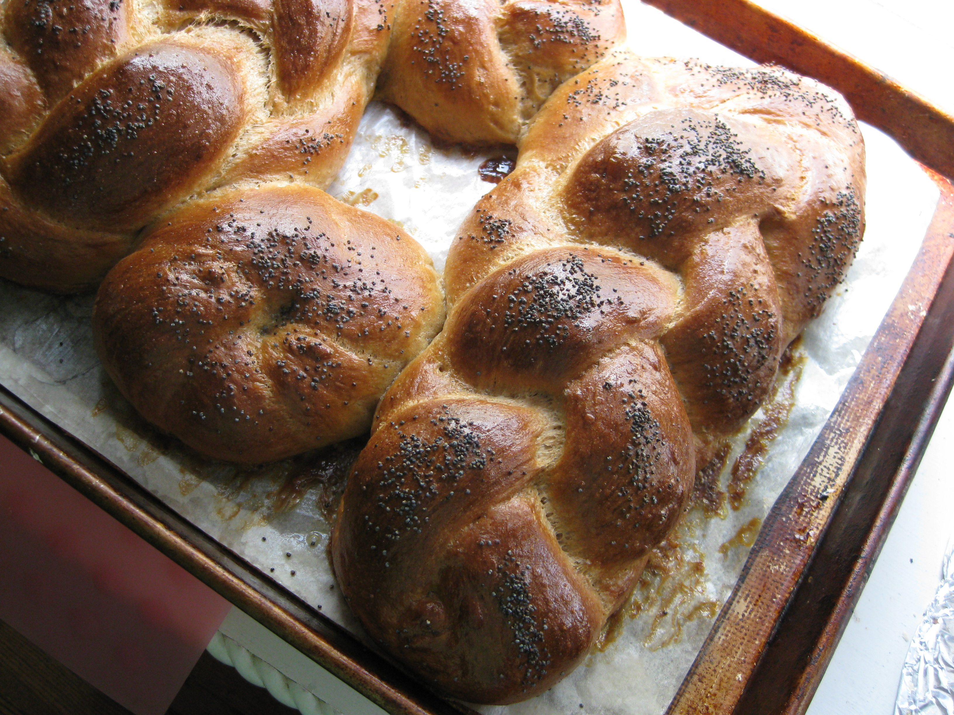 What is different from his recipe? Mostly the way that I prepare the ...