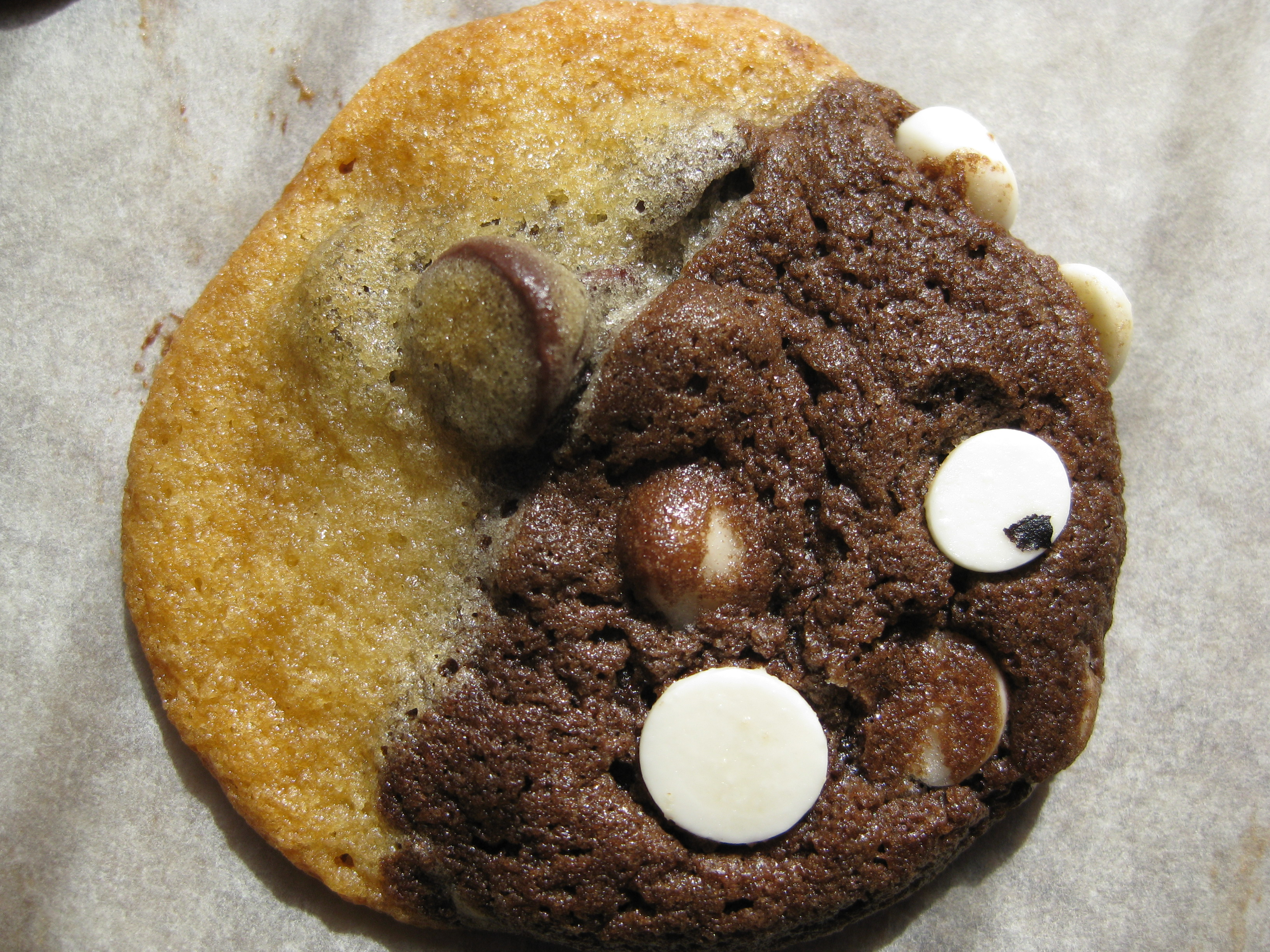 Another Shabbat Shekalim Cookie: Carine Goren's Black & White ...