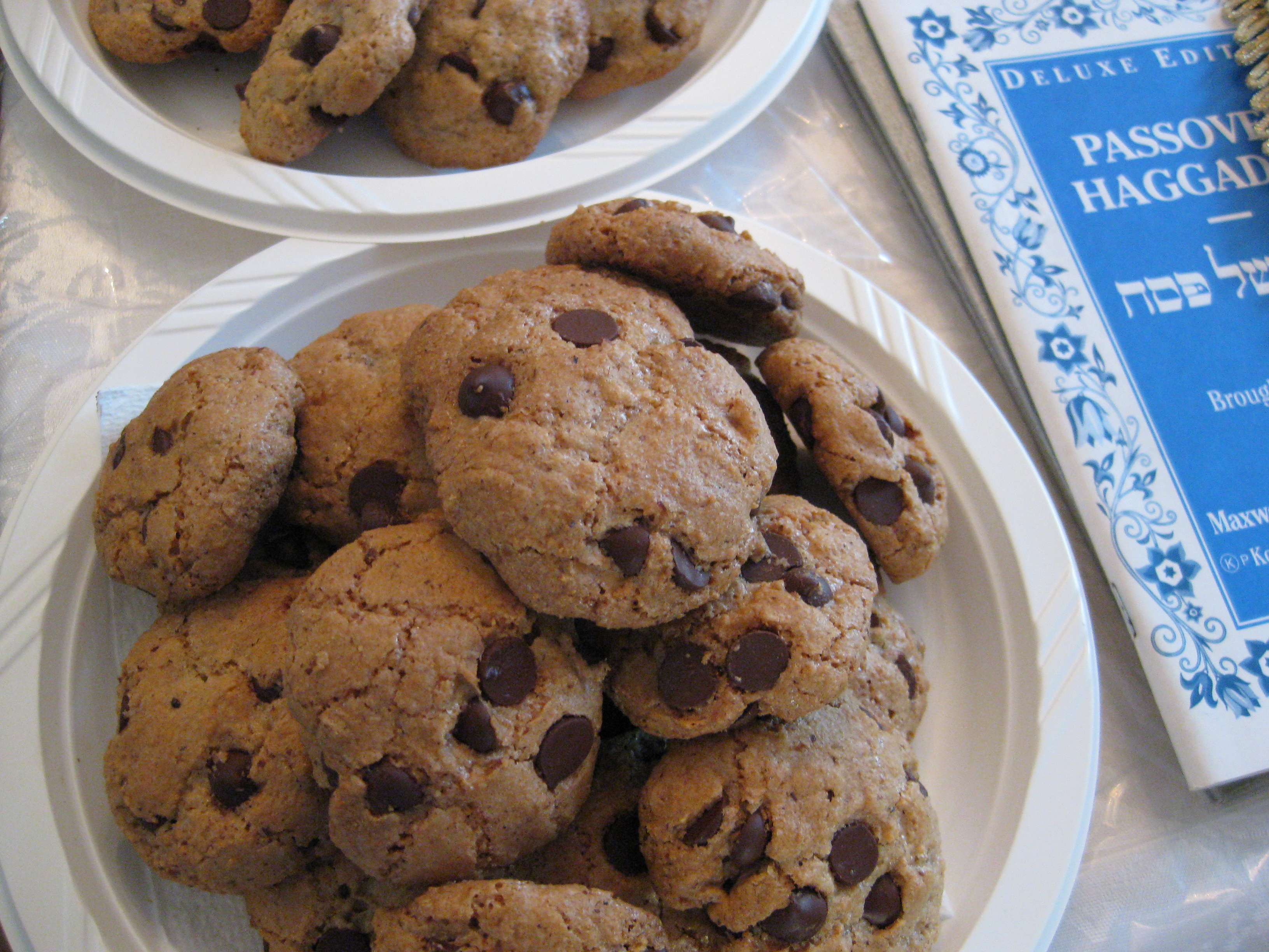 ... chocolate chip cookies for passover usually chocolate chip cookies are