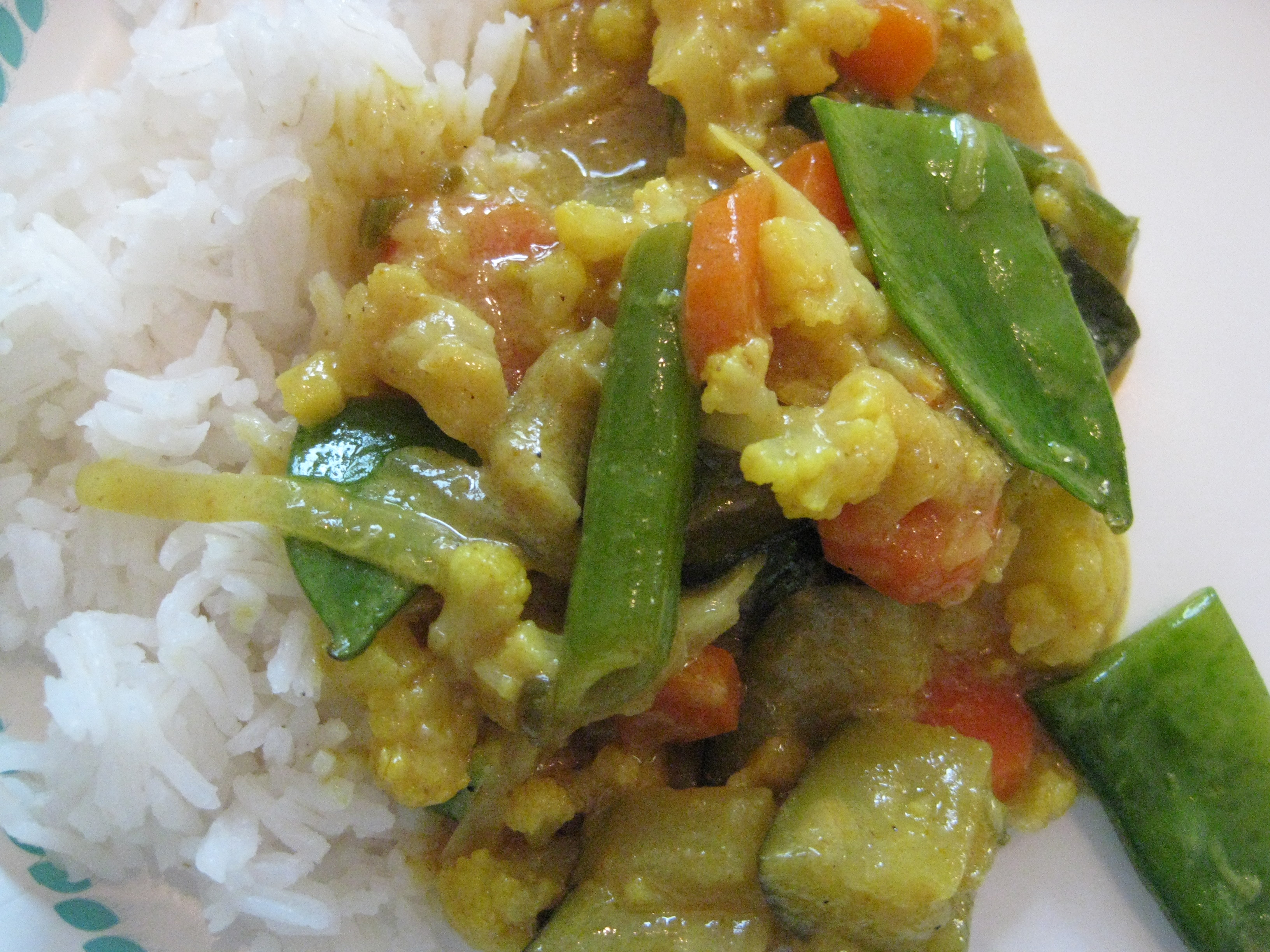 Nigella's South Indian Vegetable Curry | Pragmatic Attic