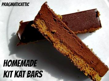 Einat Admony's Homemade Kit Kat Bars (and my dairy-free take on them ...